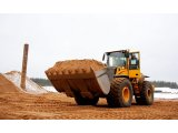 Фото 2 Песок мытый карьерный, речной от 60 грн/т из карьеров от 20 тонн 336494