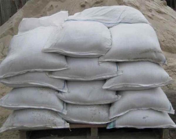 Песок в Киеве речной и овражный.