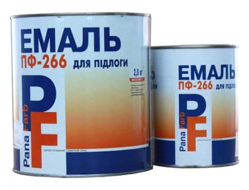 ПФ-266 краска алкидная PanaFarb (для пола)