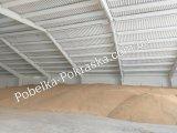 Фото  1 Побелка горячей известью Зернохранилищ, Зерноскладов. Очистка, мойка зернохранилищ перед побелкой известью. 2343190