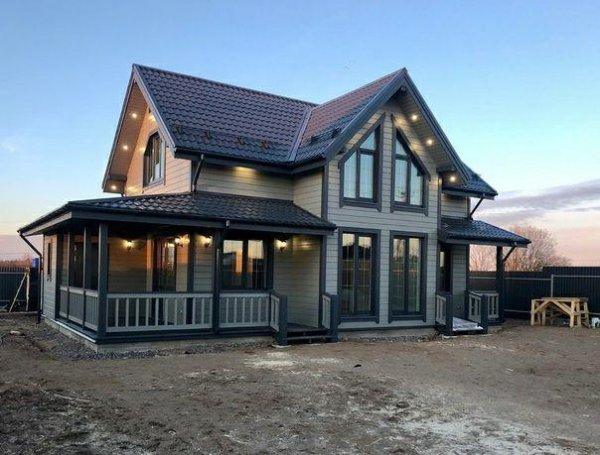 Фото 3 Строительство каркасных домов, коттеджей 341870