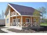 Фото 1 Строительство каркасных домов, коттеджей 341870