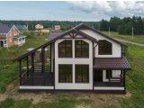 Фото 4 Строительство каркасных домов, коттеджей 341870
