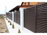 Фото 1 Забор жалюзи стандарт 345054