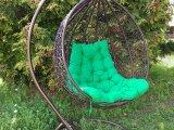 Подвесные кресла из техноротанга