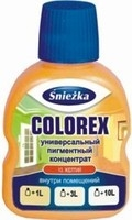 Пигмент COLOREX, (широкий спектр цветов)