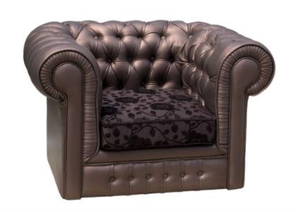 Пикованное кресло «Джексон» станет стильным атрибутом вашего интерьера.