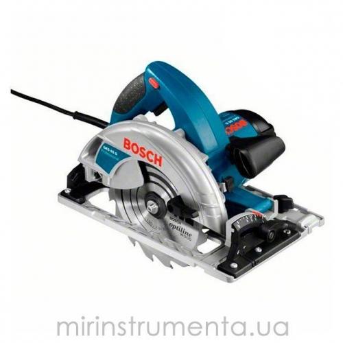 Пила дисковая GSK 65 G Bosch (0601668903)