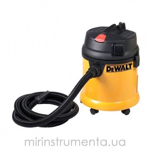 Пылесос промышленный DeWalt 1200Вт (D27900)