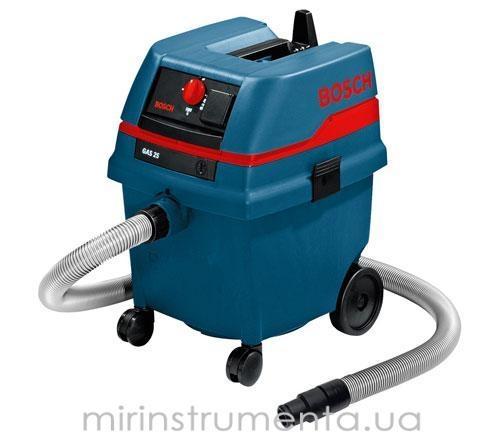 Пылесос универсальный Bosch GAS25 (0601979103)