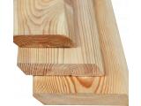 Фото 1 Фасадна дошка від виробника (деревяна) - планки (Ромбус) 344007