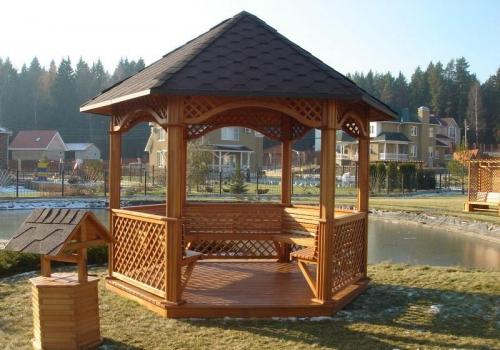 Pine-house
