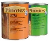 PINOTEX: Base, Classic, DOORS & WINDOWS, IMPRA, INTERIOR, NATURAL, ULTRA, TERRACE OIL, WOOD PRIMER