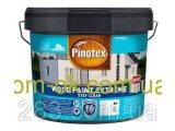 Фото  1 Pinotex Wood Paint Aqua - Фарба на водній основі для деревяних фасадів- захист 10 років 1 л 2301550