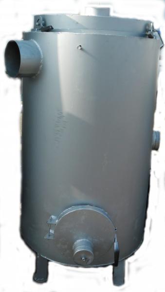 Пиролизные КОТЛИ ПОТП -20 (воздушное отопление)