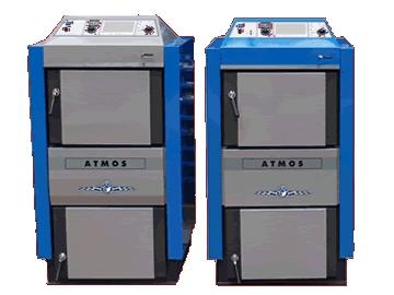 Пиролизный котел Atmos DC15E