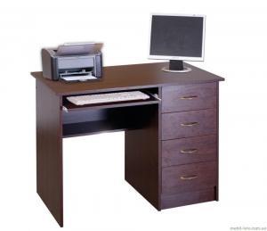 """Письмовий стіл """"СП-1К"""" висота - 765 мм глибина - 580 мм ширина - 1050 мм вага - 41.00 кг"""