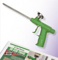 Пистолет для пены DenBraven UNI GUN Т9040 зеленый