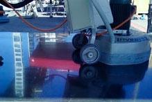 Планетарные машины LAVINA PRO (SUPERABRASIVE, США) для шлифования, зачистки и полировки твердых поверхностей.