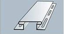 Планка соединительная Fasiding белая 3.66м.