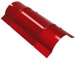 планки для кровли (планка конька, внутреннего стыка (ендова), примыкания, снегоупор, торцевая, карнизная, лобовая);