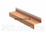 Фото  1 Планки комплектуючі для металевого сайдингу тип 1 і тип 2 Відплив 2300255