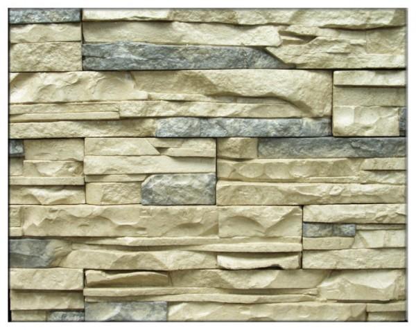 Пласт серый - декоративный облицовочный материал в виде плиток.