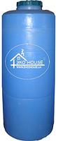 Пластиковые емкости для воды 1500 литров вертикальная