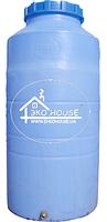 Пластиковые емкости для воды 250 литров вертикальная