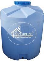 Пластиковые емкости для воды 850 литров вертикальная