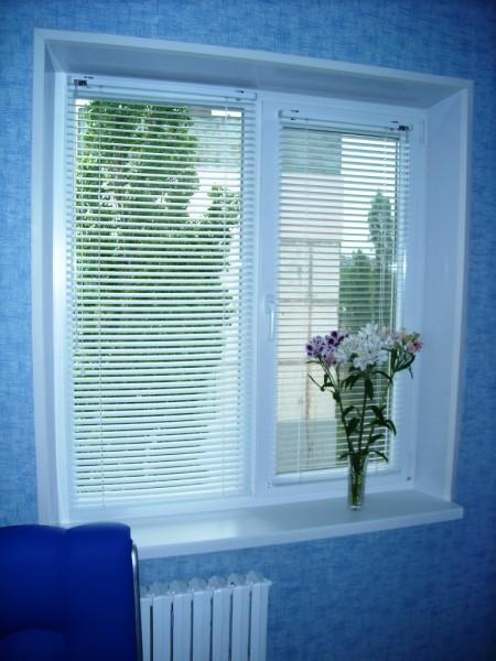пластиковые откосы для метало пластиковых окон и дверей
