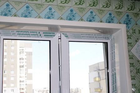 Пластиковые откосы для пластиковых окон
