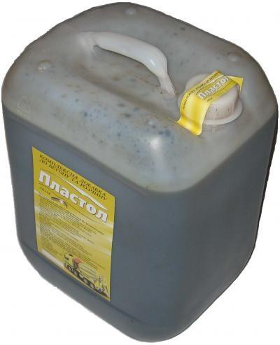 ПЛАСТОЛ - Комплексная добавка для бетона/раствора - 10л