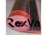 Фото 2 Теплый пол электрический инфракрасная пленка Rexva 337443