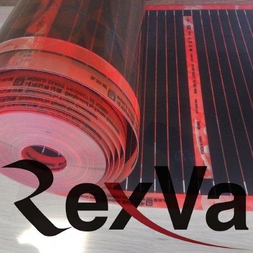 Фото 1 Тепла підлога електричний інфрачервона плівка Rexva 337443