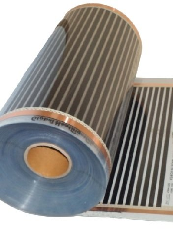 Фото 4 Инфракрасный теплый пол 1м2 (под ковер, ламинат, линолеум) 328341