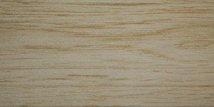 Фото  1 Плинтус с кабель каналом с прорезиненными краями 56х18мм 2,5м Тис ясень 2135180