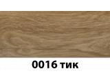 Фото  1 Плинтус с кабель каналом с прорезиненными краями 56х18мм 2,5м Тис тик 2135176