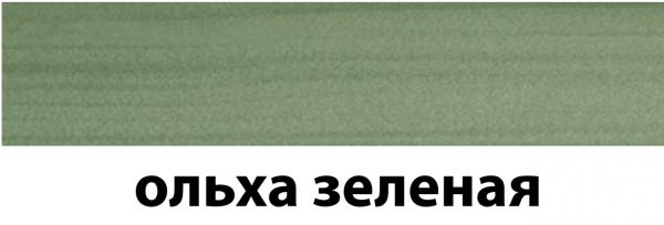 Фото  1 Плинтус Теко Классик 48х19 2,5 м ольха зеленая 2135154