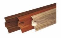 Плинтуса PENATES Classic изготовлены из жесткого вспененного поливинилхлорида.