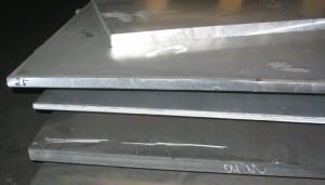 Плита алюминиевая 70х1200х3000 АМг6