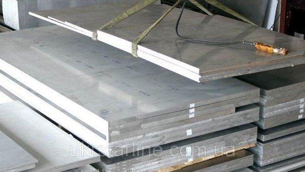 Фото  1 Плита алюминиевая АМГ5 (5083) 90х1540х3048 мм 2204676