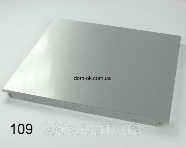Фото  1 Плита алюминиевая для потолка № 109 Алюминиевый потолок № 109 2161723