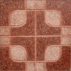 Плита бетонная мозаичная гиперпрессованная . Состав гранит-мрамор. Дакара- Марокко комбинированная 400х400х50мм