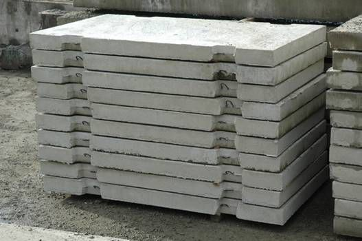 Плита дорожная ПД 6 д ГОСТ 25912.1-91
