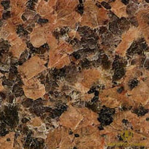 Плита гранитная Maple Red месторождение размер 600*300*20 полировка и термо