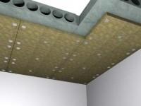 Плита огнезащитная для изоляции конструкций из бетона Технониколь, толщина 70мм