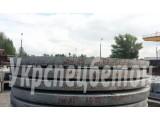Плита перекрытия кольца под проезжую дорогу 2ПП20-2-1