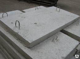 Плита перекрытия лотков УБК-5