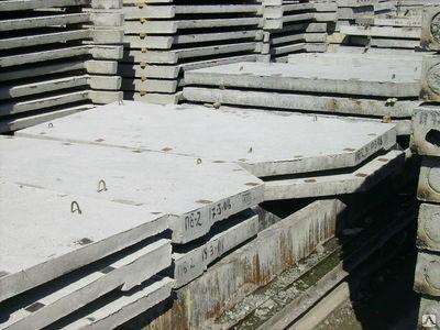 Плита покрытия портовых территорий П 30